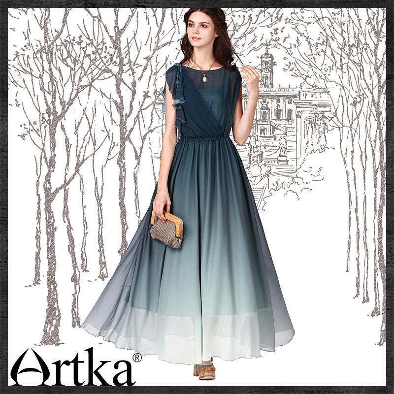 Женское платье Artka la18251x 2015 LA18251W женский пуховик artka dk178324 298 2015 90