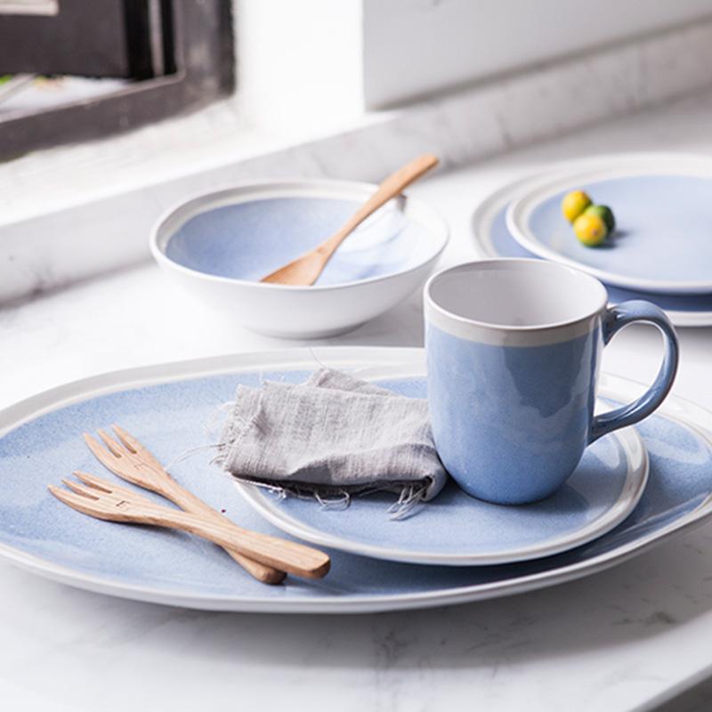 Фото Набор фарфоровой посуды The gourmet kitchen