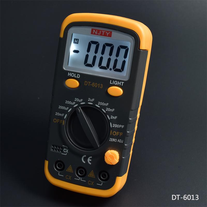 Мультиметр Ty DT/6013 DT6013 20MF DT-6013