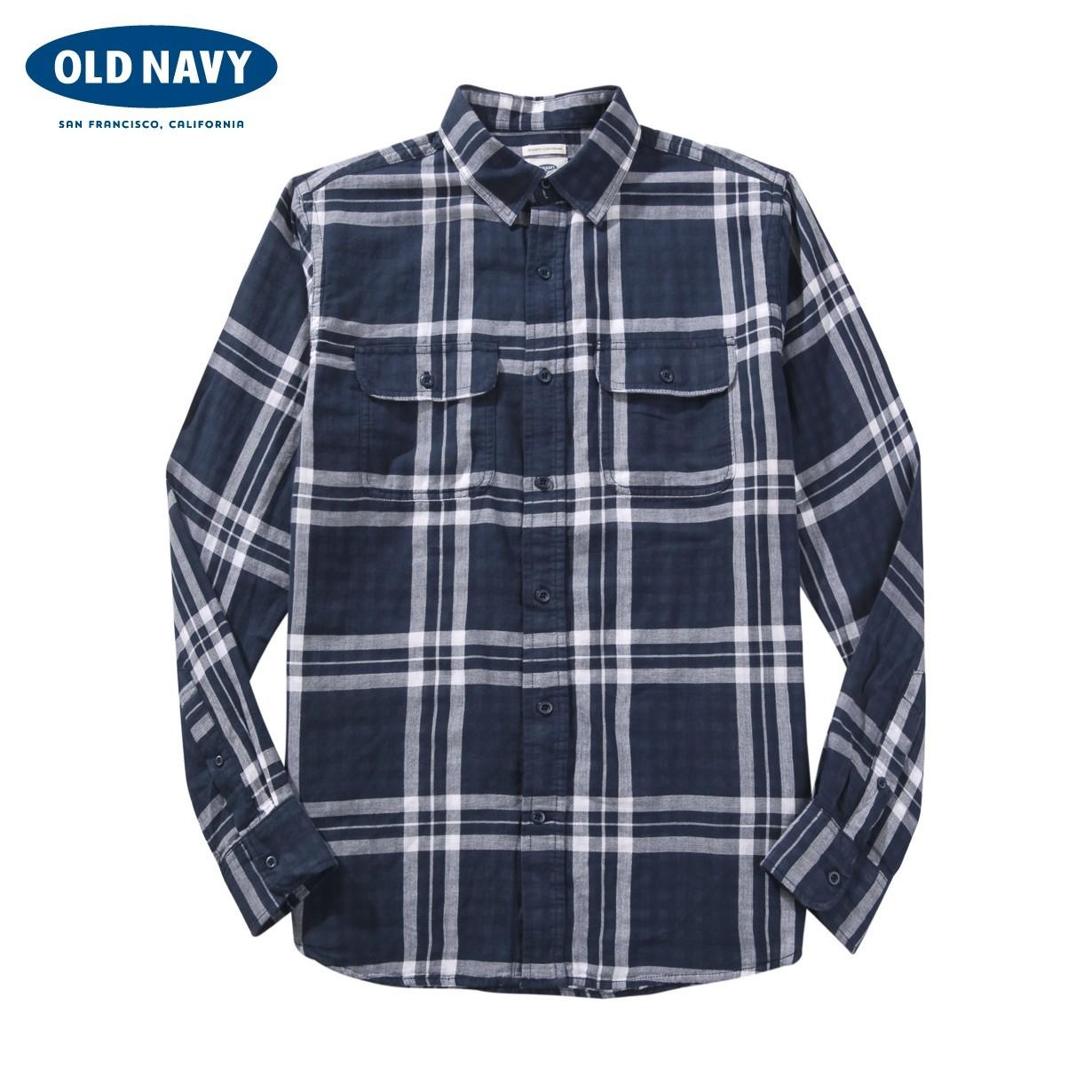 Рубашка мужская OLD NAVY 000146804 146804 джинсы мужские navy old