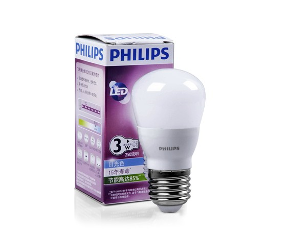 LED-светильник Philips  Led E27 3W 11W led светильник philips led 4w mr16 12v led master gu5 3 24d