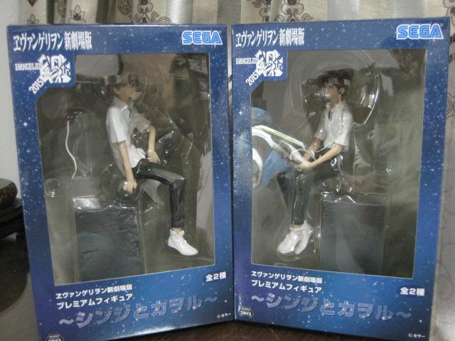 Игрушка-аниме Sega Sega 255252 SEGA EVA игрушка аниме sega sega sega pm