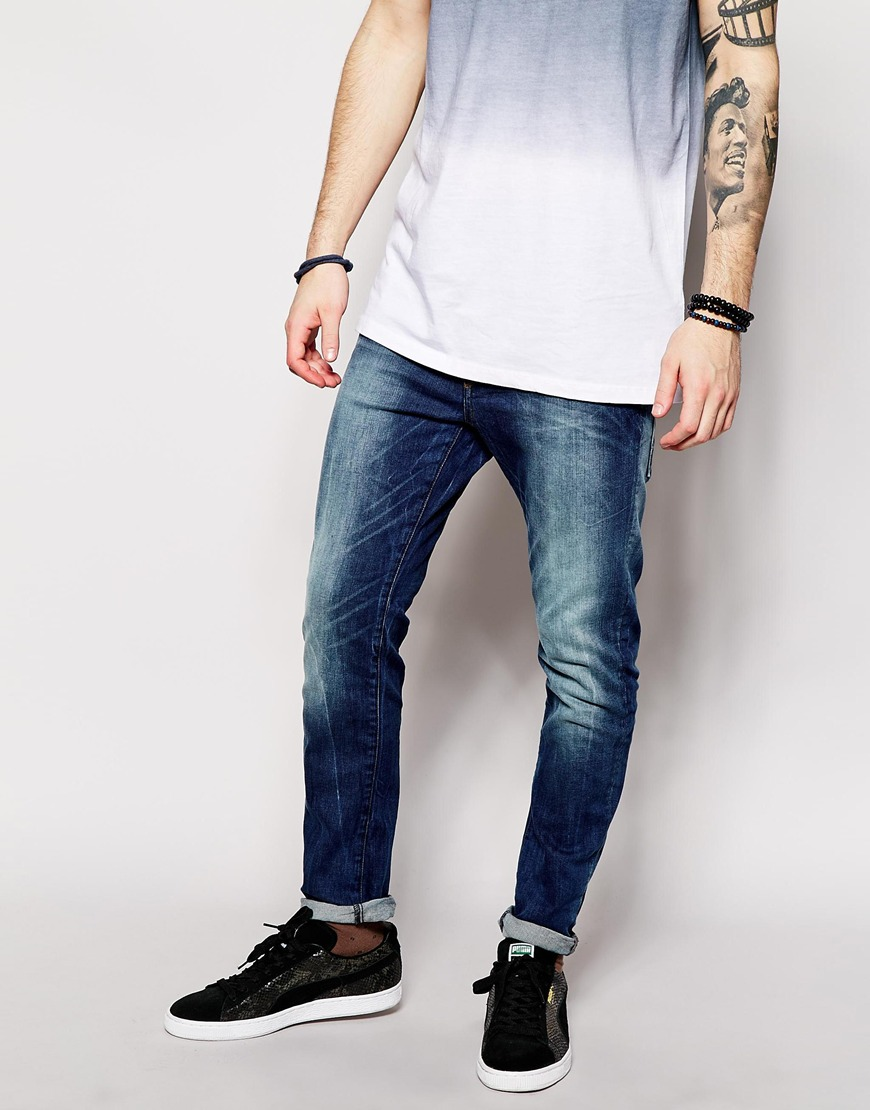 Джинсы мужские G/star raw 575070 GS/G Star рубашка мужская g star raw 574590 gs g star