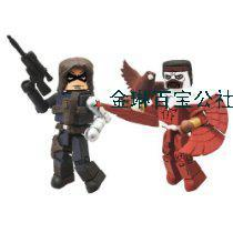Другие материалы Diy Minimates: Marvel Series