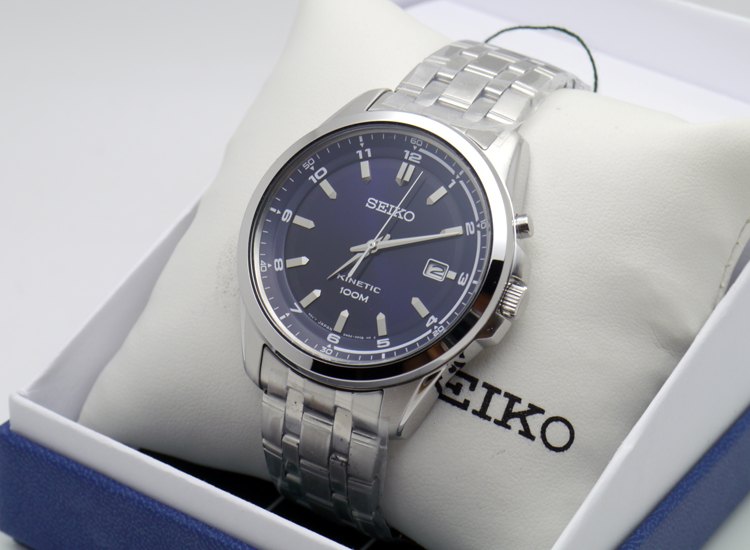 Часы Seiko Kinetic SKA631 елизавета i