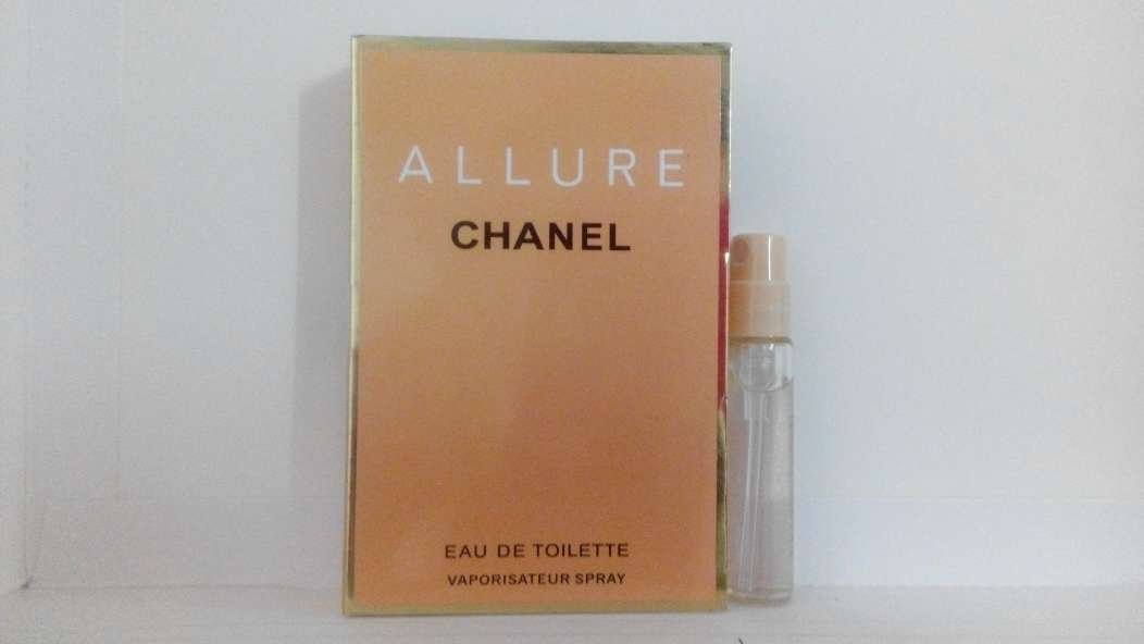 Духи Chanel  ALLURE 2ml chanel 1 3ml