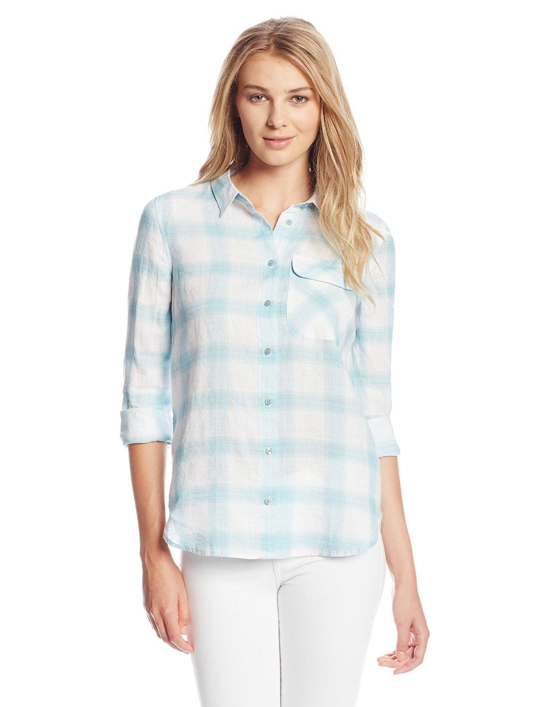 женская рубашка Calvin Klein 2014 Jeans 闽台区域文化