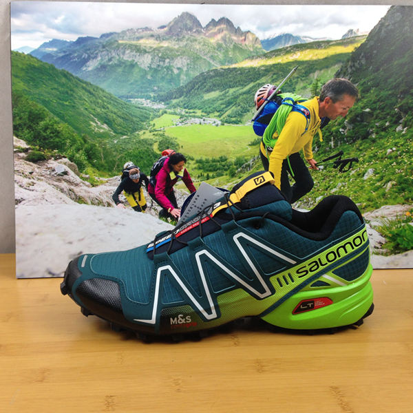 трекинговые кроссовки Salomon 370762 SPEEDCROSS salomon salomon sa007ewdso11