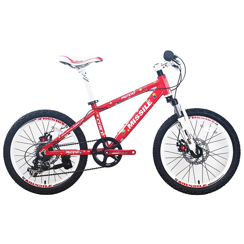 Горный велосипед Missile mcb20501 M200 20 oasis майами в сумке 100% хлопок красный 20501 08