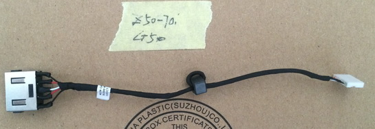 аксессуары для ноутбуков IdeaPad G40 Z40 G50 Z50 DC30100LD00 yuxi dc power jack charging port socket connector for lenovo b40 b50 e40 g40 g50 z40 z41 z50 z51 y50 n50 z510 z710 t440