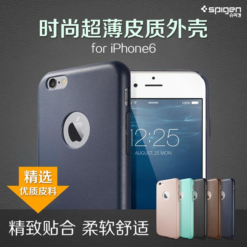 Чехлы, Накладки для телефонов, КПК Spigen Iphone6 4.7 чехлы накладки для телефонов кпк asus zenfone5 zenfone5