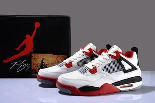 баскетбольные кроссовки Air jordan Retro MARS AJ4 308497-110 детские кроссовки jordan air incline bt