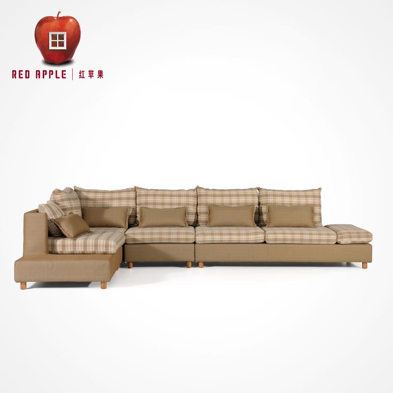 红苹果家具布艺 沙发AP2103