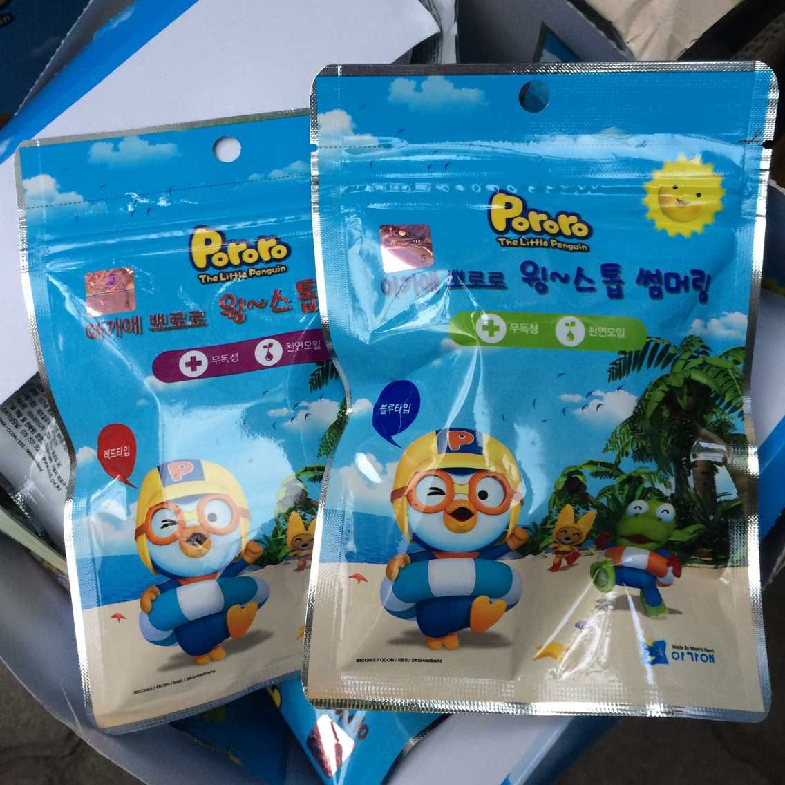 Браслет против укусов комаров Bao Lulu PORORO паяльник bao workers in taiwan pd 372 25mm