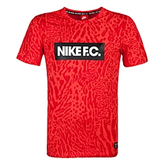 Спортивная футболка Nike AS FC WILD GLORY TOPT 726467-647 сумка спортивная nike nike ni464bwrym11