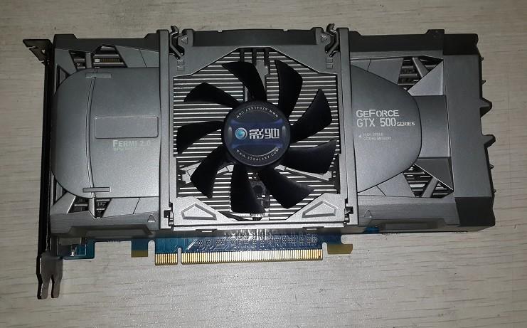 Видеокарта Galaxy GTX560 SE 1G DDR5 192 550TI 650 видеокарта yeston gtx560 gtx560 1g d5 gtx460 550ti 560ti 650