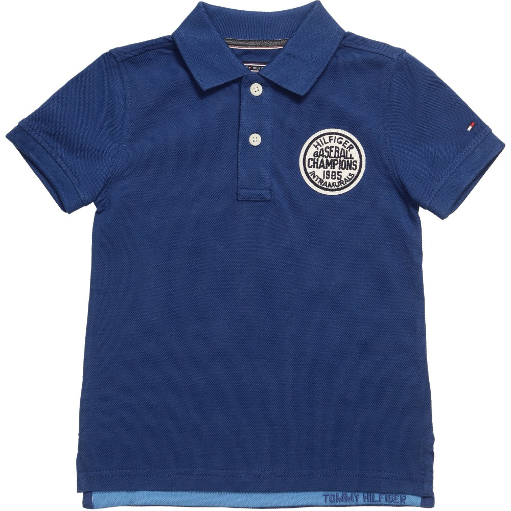 Футболка   15 TOMMY HILFIGER Boys Polo трикотаж 15 tommy hilfiger girls