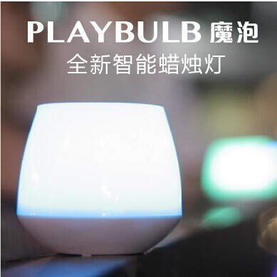 Светящаяся игрушка Mipow  PLAYBULB\ Candle APP mipow playbulb sphere bluetooth intelligent led light with app control