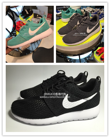 Кроссовки Nike MUCO ROSHE RUN BR 718552-410-011 original new arrival nike roshe one hyp br men s running shoes low top sneakers