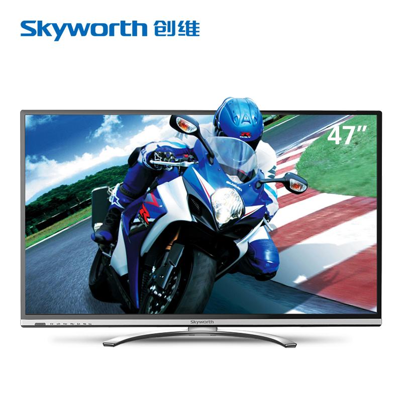 Skyworth/创维47吋四核智能安卓不闪3D液晶电视平板电视47E7DRS