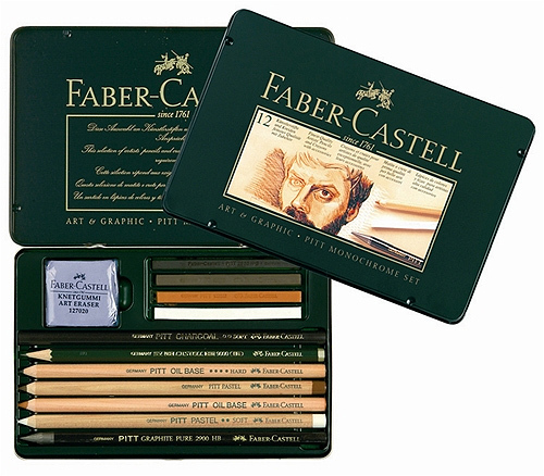 Набор карандашей Faber/Castell 12 112960 босоножки faber imperial concubine 20xl006