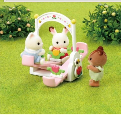 Детский игровой набор Sylvanian Families sylvanian families холодильник с продуктами новый