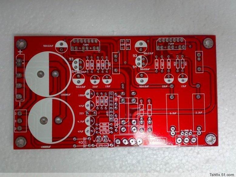 Усилитель   TDA7294 TDA7293 PCB 7293 7294