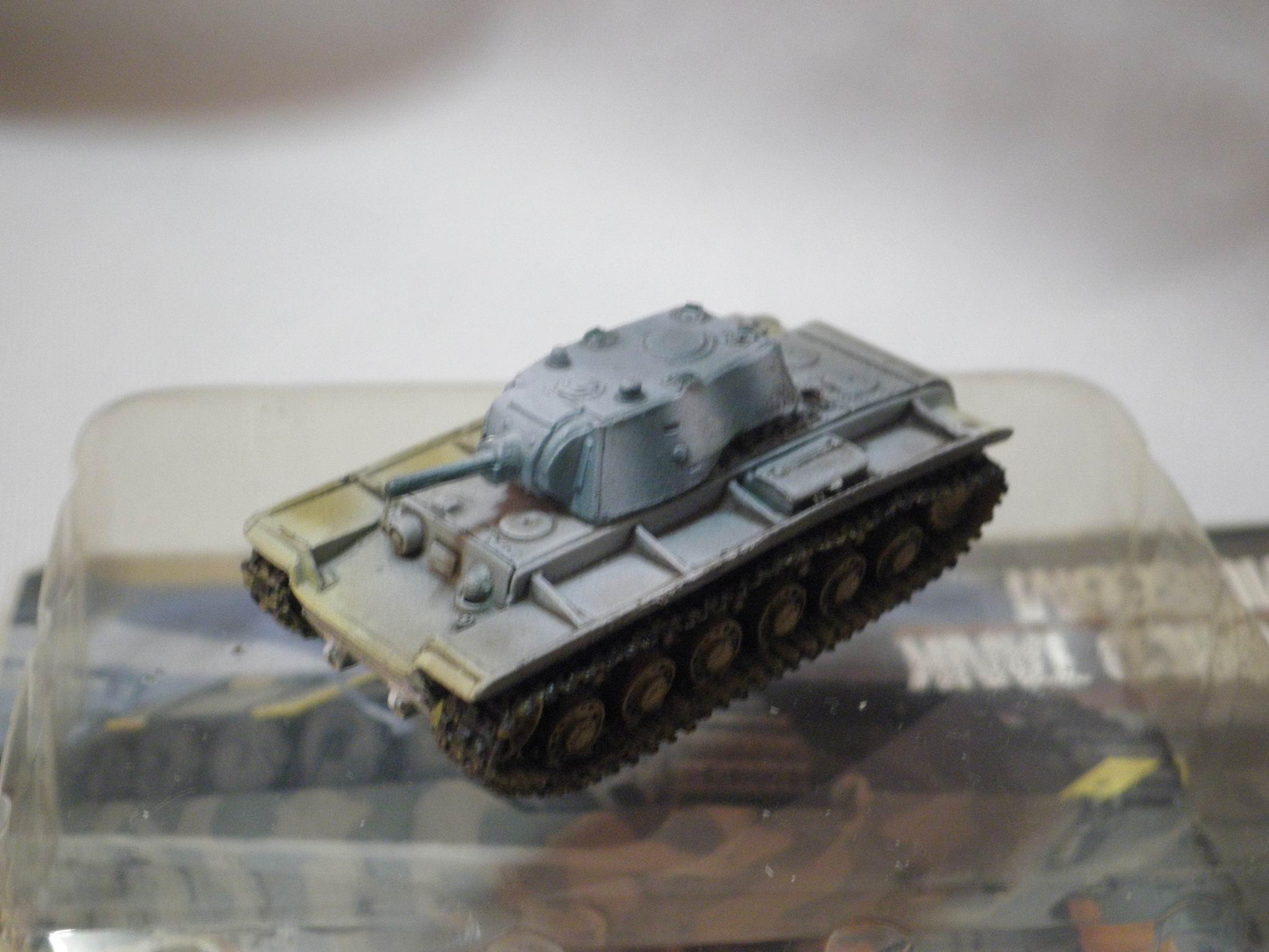 Модель военной техники Kaiyodo  TAKARA 1:144 NO.1 KV-1A rod nod takara sbd 152 в москве