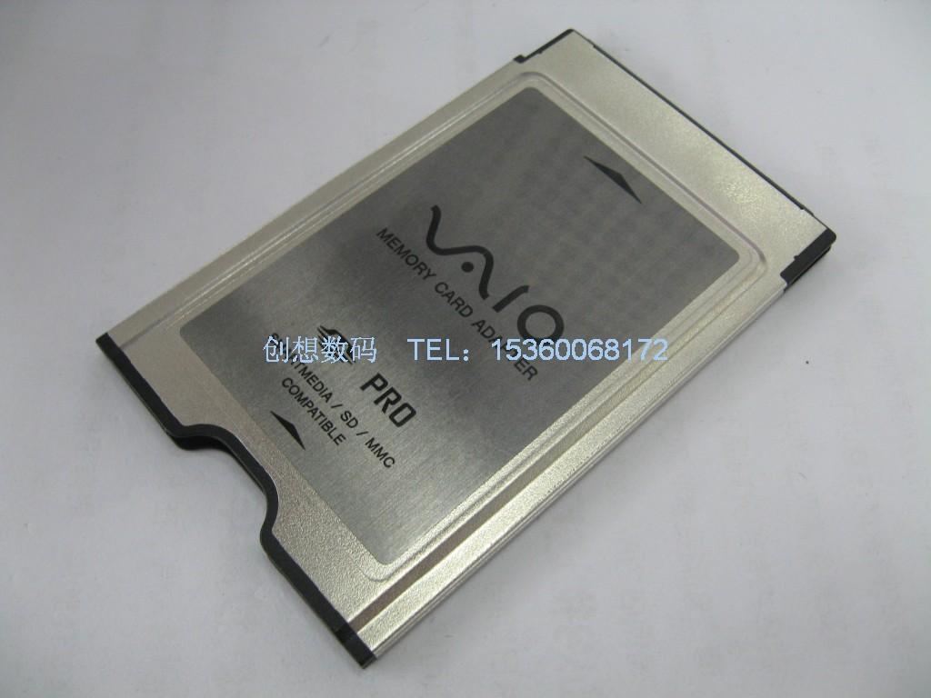 аксессуары для автозвука Sony  MP3 PCMCIA VGP-MCA10 SD оригинальный аккумулятор sony vpcz21 z212 z213 z214 z215 z216 sony vgp bps27