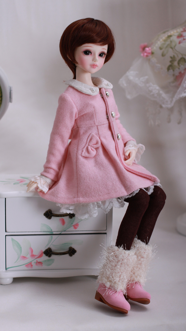 Кукла BJD [MQ] Doll-Love 1/4 BJD 30cm bjd doll toys cosplay makeup 1 6 sd doll resin 19 joints toys for girl
