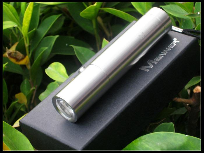 Ручной фонарик Manner q62 LED