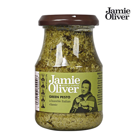 Jamie Oliver Green Pesto jamie oliver the return of the naked chef