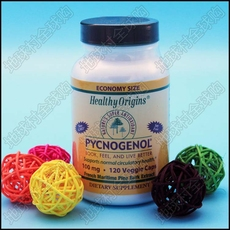 Пикногенол. Healthy origins 17/12 Pycnogenol 100mg*120