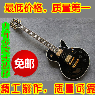 Электрогитара Gibson  Les Paul Custom Authentic Ebony