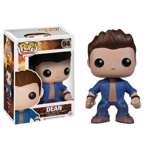Куклы/ украшения/детали Funko  POP! Supernatural Dean