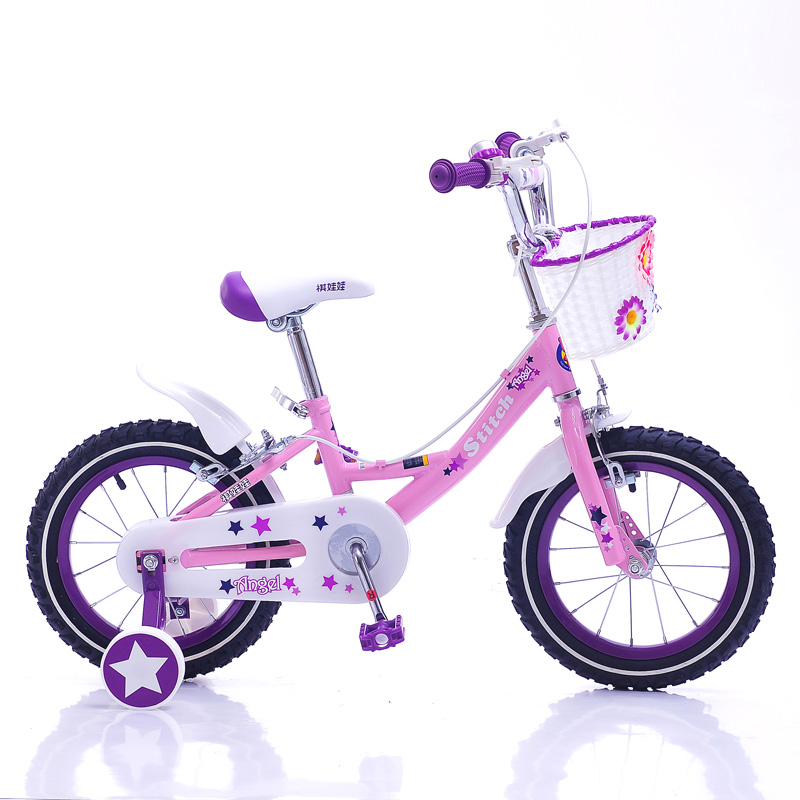 Детский велосипед Stitch  12 14 16 18 детский велосипед golden lion 12 14 16 18