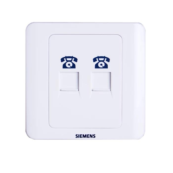 Телефонный разъем Siemens 5TG0122-1CC1 телефонный разъем siemens 5tg0122 1cc1