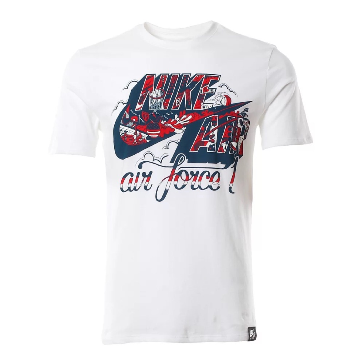спортивная-футболка-nike-air-force-tee
