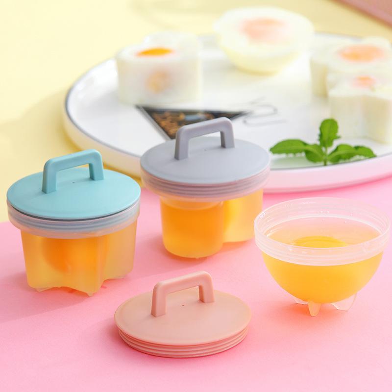 蒸蛋器荷包蛋神器煮蛋磨具煮鸡蛋模具水蛋模型水蒸家用布丁模具