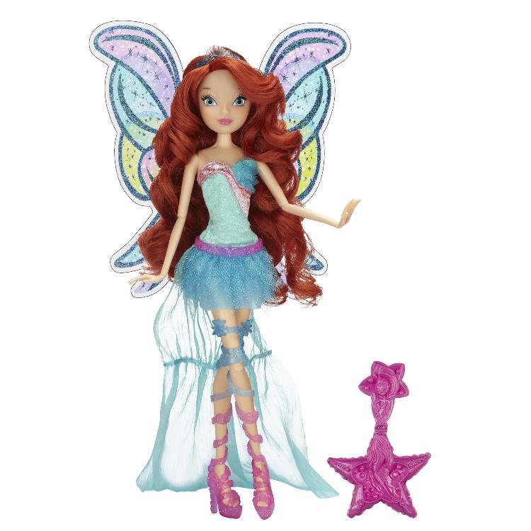 кукла Winx 49047 Club Harmonix Bloom 11.5 Fashion winx club чемодан winx city girl fashion