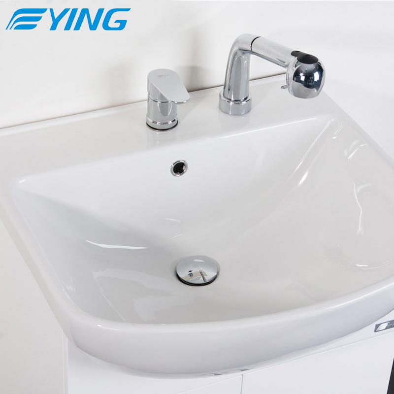 洗脸盆柜简约落地PVC组合柜BF-1540