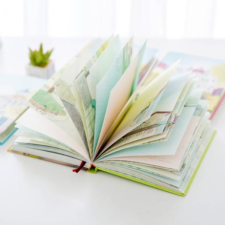 日记本可爱手绘记事本