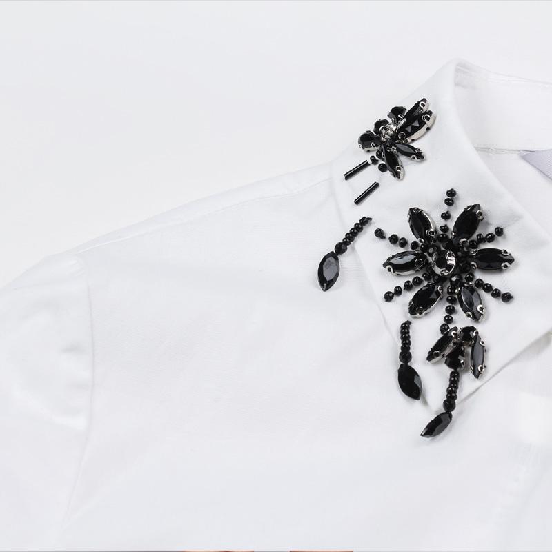 женская рубашка Three/color s440101c