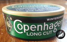 Коробка Copenhagen Long Cut Wintergreen
