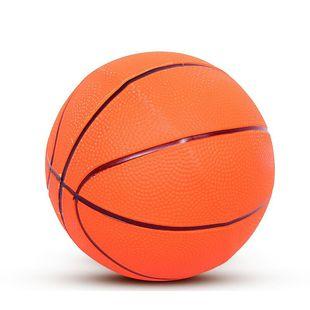幼儿园拍拍球儿童小号篮球无毒宝宝小皮球弹力充气婴儿专用玩具球
