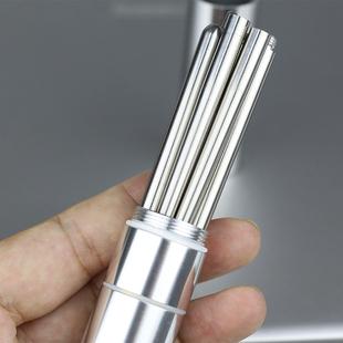 304不锈钢筷子勺子套装出差旅游折叠筷子旅行便携式餐具学生德国