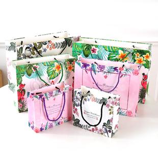 新品 火鸟礼品袋 手提袋 服装购物袋 收纳袋 纸袋定制 包装袋