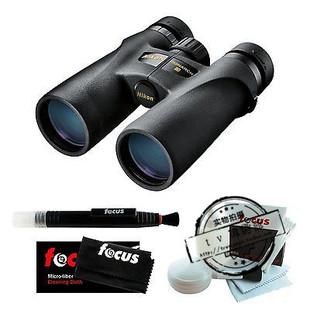 代购 尼康君主3-10×双筒望远镜成人配件 7541黑色高清