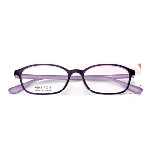 配高度数近视眼镜框女ins超轻小框小脸800 1000 1500 2000度超薄