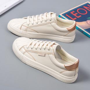 百搭学生小白鞋女鞋2020春季新款潮鞋2019爆款ins街拍贝壳板鞋子